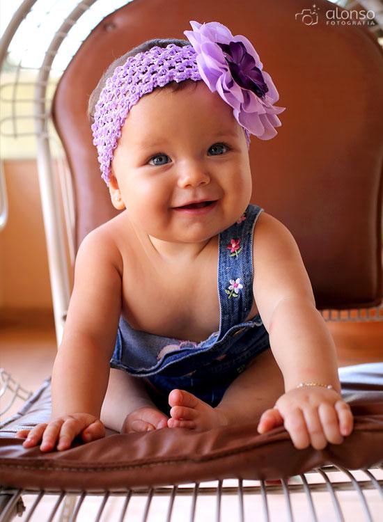 Ensaio bebê em Florianópolis