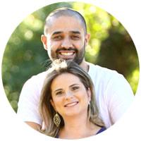 Wagner e Cristina Ensaio Gestante depoimento