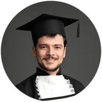 Guilherme Ruas fotos Formatura depoimento