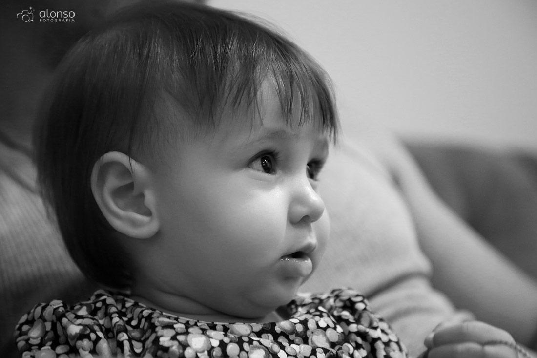 Bebê fotografia documental de família