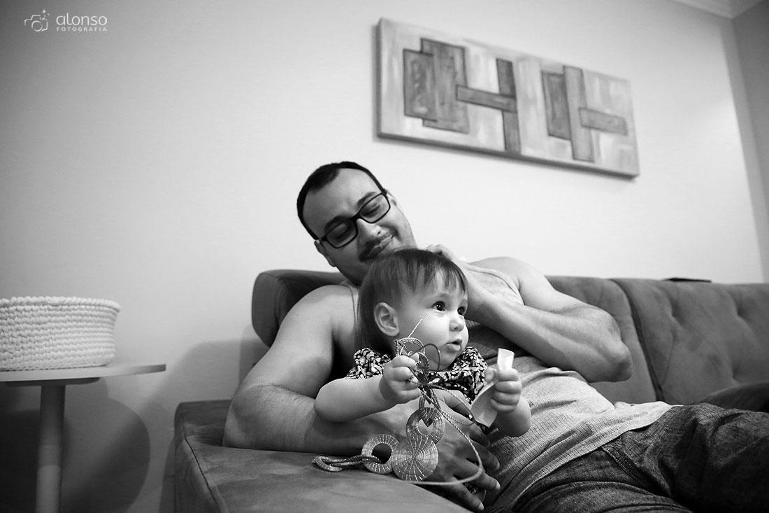 Fotografia documental de família Floripa
