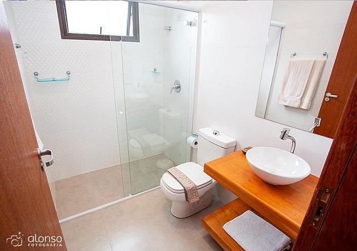 Banheiro Barra Holiday Apartamentos