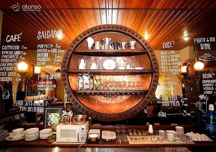 Café Hotel Praia Mole