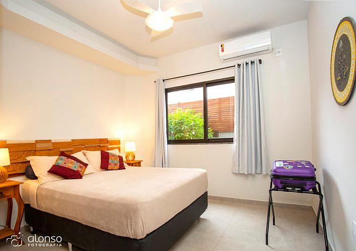 Quarto Barra Holiday Apartamentos