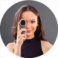 Foto perfil profissional dermatologista