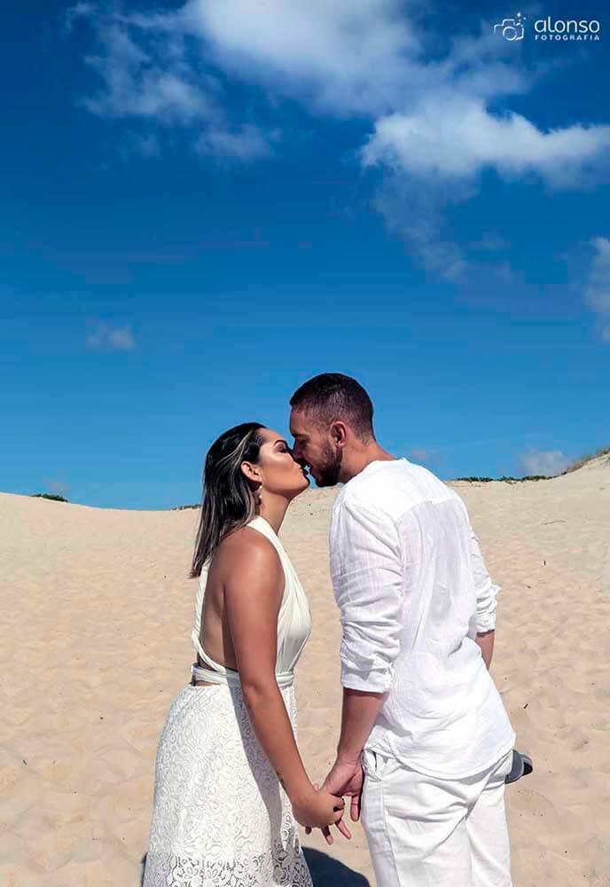 pré-casamento dunas floripa